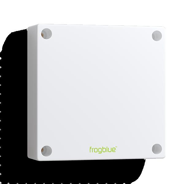 FrogBoxGPS для управління будівлею, керованого погодою